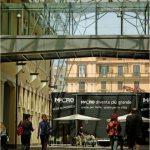ITALY - ROMA - Macro - Museo d'arte contemporanea Roma - sede principale in via Reggio Emilia - la galleria vetrata unisce i due corpi dell'ex complesso industriale dell'inizio del XX secolo