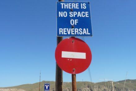 space reversal